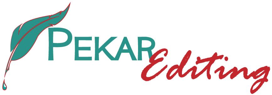 Pekar Editing | Proofreading, Academic Editing & Writing Help